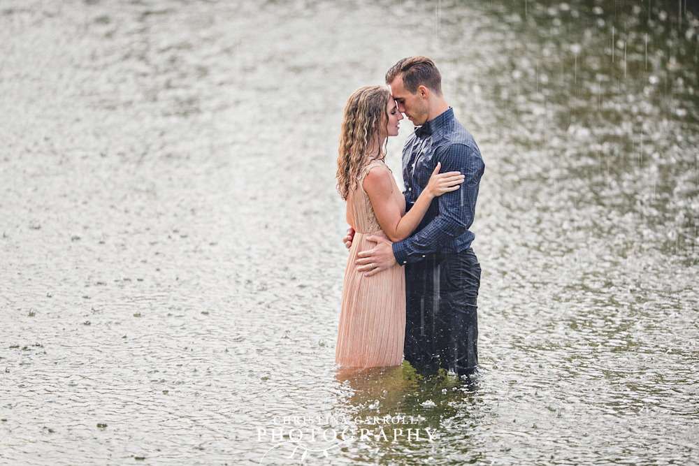 Nicole & Dustin's Water Anniversary Session