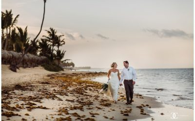 Sarah & Michael's Excellence El Carmen Wedding- Dominican Republic