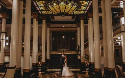 Amanda & Danny's St Mary's + Driskill Wedding