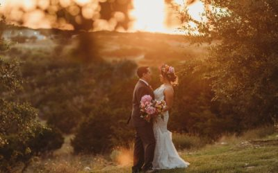 Yadira & Anthony's Canyonwood Ridge Wedding