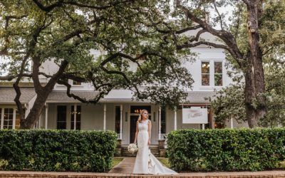 Courtney's Green Pastures Bridal Session