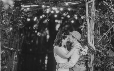 Jessica & Justin Hummingbird House Wedding