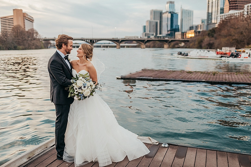 Paige & Nate's Four Seasons Hotel Wedding